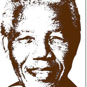 Poster Photo Art - Mandela