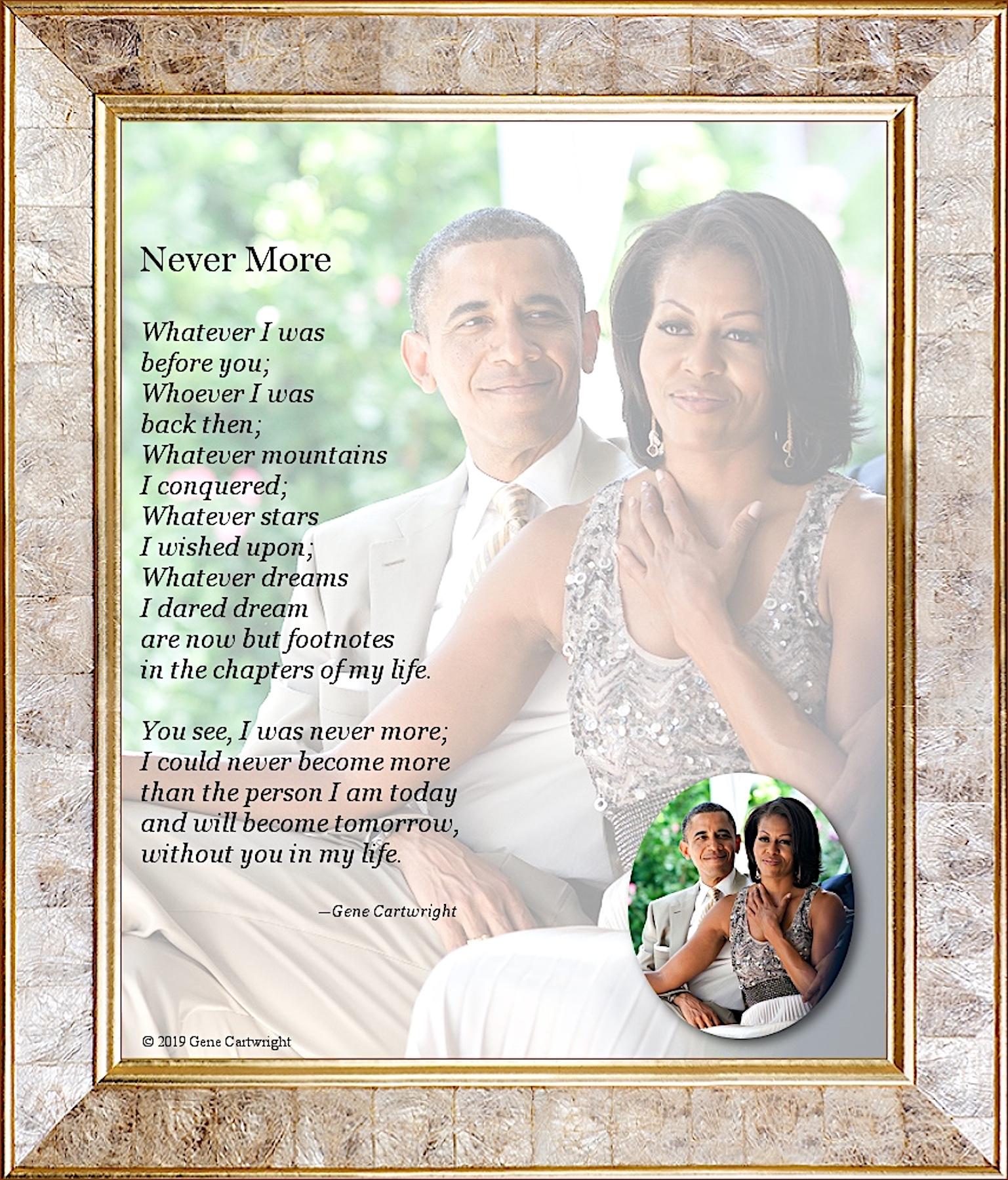 Michelle & Barack
